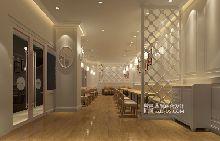 Pearl Waffle玻尔松饼连锁餐厅设计图片